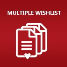 Multiple Wishlist Extension for Magento 2